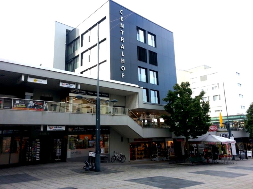 Centralhof Obere Bahnhofstrasse 49 in 9500 Wil